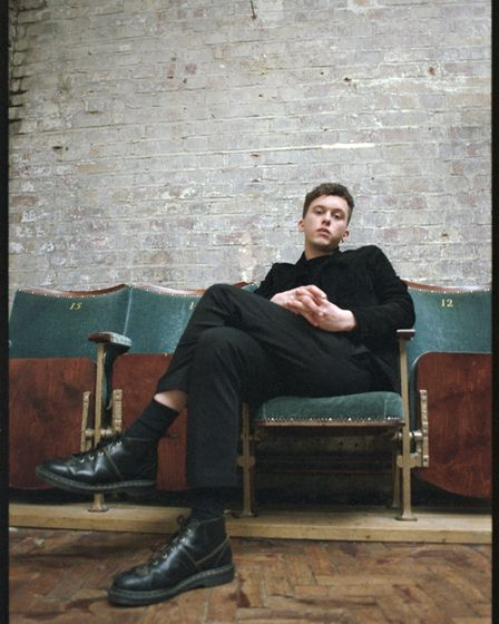The Hertford-based act is the younger brother of George Ezra.