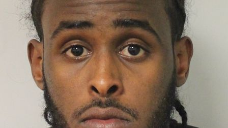 Abdiraham Abdullahi was found not guilty of murdering Ali Al Har but guilty of robbing him at knifep