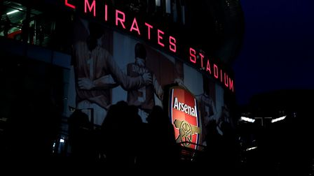 Arsenal's Emirates Stadium will host a men's semi-final at the 2021 Rugby League World Cup (pic: Nic