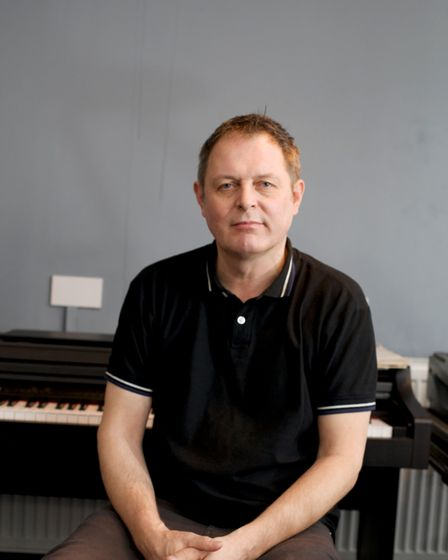 Peter Leigh, CEO of Key Changes music charity.