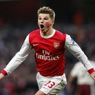 Andrey Arshavin signed for Arsenal at the end of the 2009 January transfer window, PA