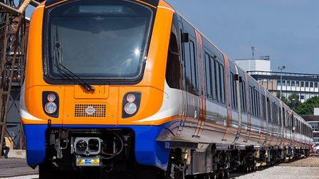 The new Class 710 London Overground trains Picture: Kris Wood/TfL