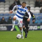 Nahki Wells in action for Queens Park Rangers earlier in the season (pic: George Phillipou/TGS Photo