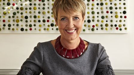 Television presenter will be at the first Islington Education Awards on February 11. Photo by Alun C