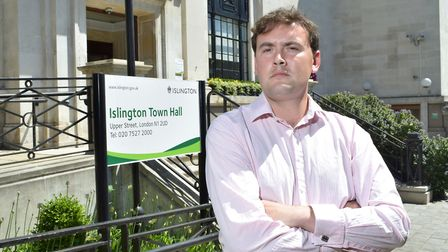 Cllr Joe Caluori, Islington Council's children and young people leader, belives 'encouraging steps'