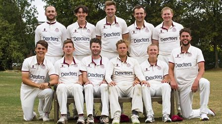 North Middlesex face the camera during the 2018 season (pic: North Middlesex CC).