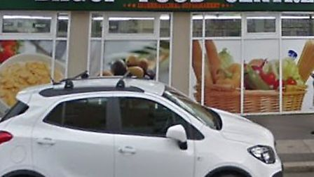 Trading Standards has pushed for a review of Bagci Food Centre's licence. Picture: Google Maps