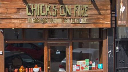 Chicks on Fire. Picture: Google Maps