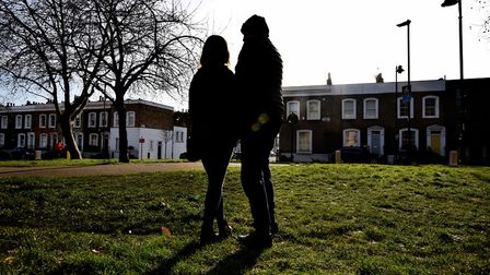 NowMedical advised Islington Council against giving this couple a two-bed flat. Picture: Polly Hanco