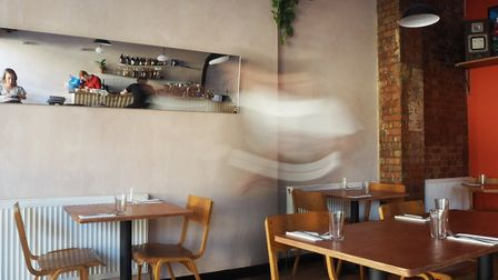 Top Cuvee is now open on Blackstock Road. Picture: Top Cuvee