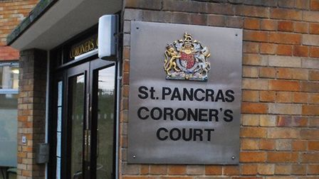St Pancras Coroner's Court, where the first inquest into Mr Power's death took place in 1998, and wh