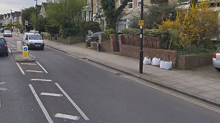 There was a collision in Brecknock Road. Picture: Google Maps