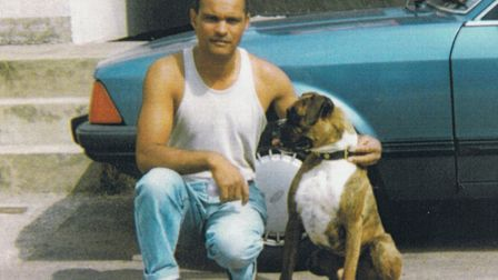 Father-of-three Onese Power, who died in August 1997. Picture: Ann Power
