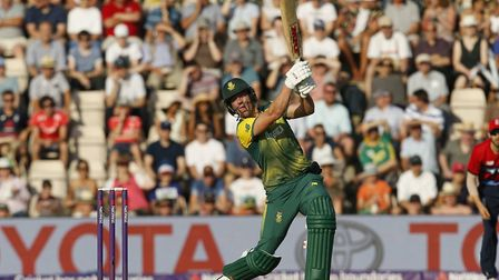 AB De Villiers is set to join Middlesex for the first seven games of this summer's Vitality T20 Blas