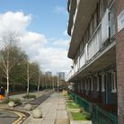 Cathedral Walk has gone back in house (Brent Council)
