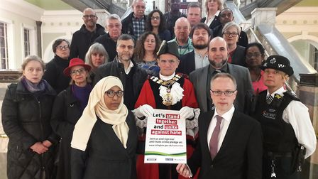 Islington Council formally adopts APPG definition of Islamophobia. Picture: Islington Council