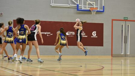 Action from Cumberland's win over Team Bath Toucans in Premier League Two (pic: Cumberland NC)