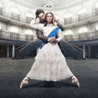 Abigail Prudames and Joseph Taylor take the lead roles in Victoria. Picture: Guy Farrow.