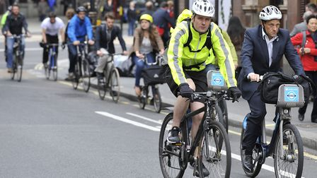 Islington Green Party want fairer changes for all road users. Picture: PA IMAGES
