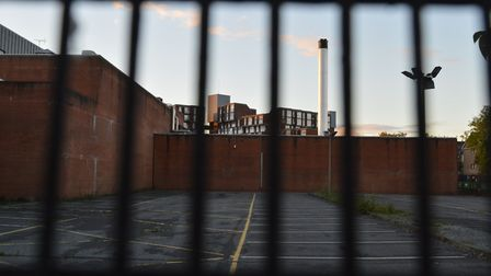 Holloway Prison closed in 2016. Picture: Polly Hancock