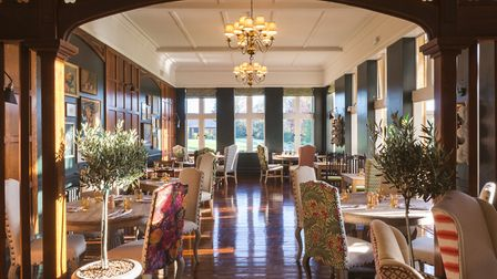 The restaurant prepares superbly simple food using local and seasonal ingredients