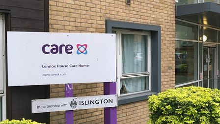 Failed: Lennox House care home in Durham Road. Picture: Ramzy Alwakeel