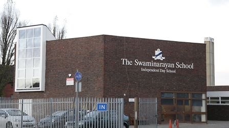 The Swaminarayan School in Neasden