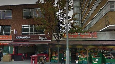 Habaybna shisha cafe on Wembley High Road convicted in 2017 (Picture: Google)