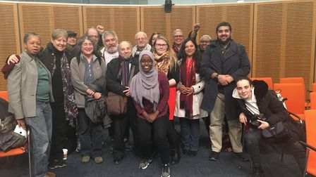 South Kilburn community attend Brent Council's Public Realm scrutiny committee to urge change to Gra