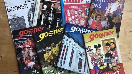 Arsenal fans are called upon to help save The Gooner Fanzine