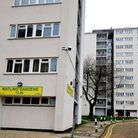 The Watling Gardens estate in Kilburn, where flats were selling for around £191,000 in 2007. Picture