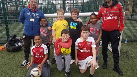 The Camden & Islington Youth Football League are holding disability sessions at Market Road