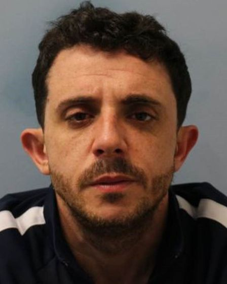 Pierre Wassef - who has been jailed for two-and-a-half years. Picture: Met Police