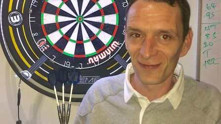 Steve Penfold, of N19, hit a 180 in their win over British Legion