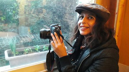 The portraits for Inspiring Islington and the Islington Faces blog are taken by Kimi Gill.