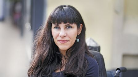 Raquel Siganporia is a lawyer and a campaigner for improved facilities for disabled people. Picture:
