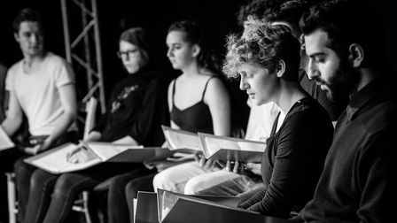 No History... took place at the Young Actors Theatre in March. Picture: Em Fitzgerald / Islington's