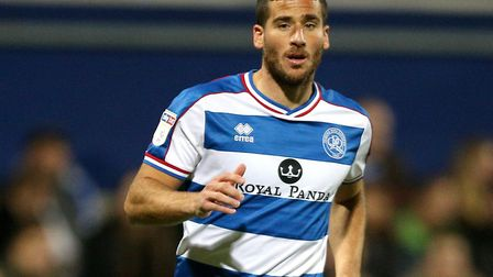 Queens Park Rangers' Tomer Hemed (pic: Nigel French/PA)