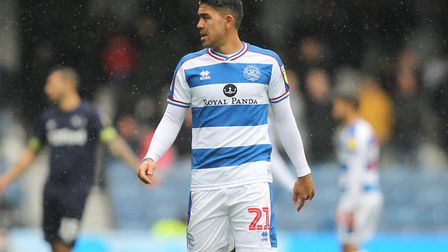 Massimo Luongo of Queens Park Rangers (pic: George Phillipou/TGS Photo)
