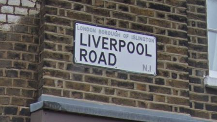The officers were attacked while attending a call in Liverpool Road. Picture: Google