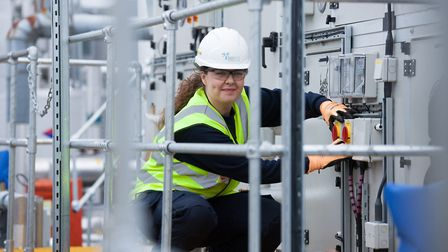 Molly Folan. Picture: Interserve