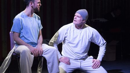-Declan-Perring-and-Victor-Gardener-in-Intra-Muros-at-Park-Theatre-Credit-Edward-Johnson