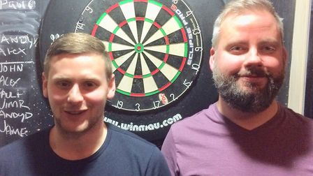 N19 duo Rob Magwood and Alex Fryer
