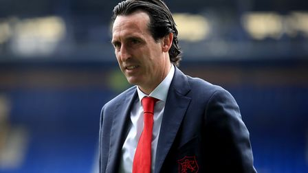 Arsenal manager Unai Emery. Picture: Peter Byrne/PA Wire/PA Images