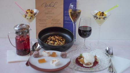 Whisk Dessert Bar pops up in Angel from May 14. Picture: Deb Porter.