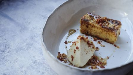 There's a three-course tasting menu of desserts to try. Picture: Deb Porter.