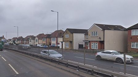 A man was killed in Neasden this morning in a hit-and-run. Picture: Google Maps