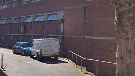 Police are investogating after a teenager was stabbed in Fieldway Crescent Picture: Google Maps