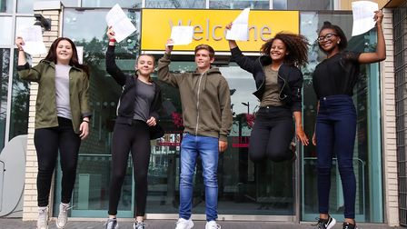 City of London Academy Islington was given an Outstanding Ofsted rating last month. It is now planni
