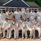 The Brondesbury first XI face the camera (pic: Brondesbury CC)
